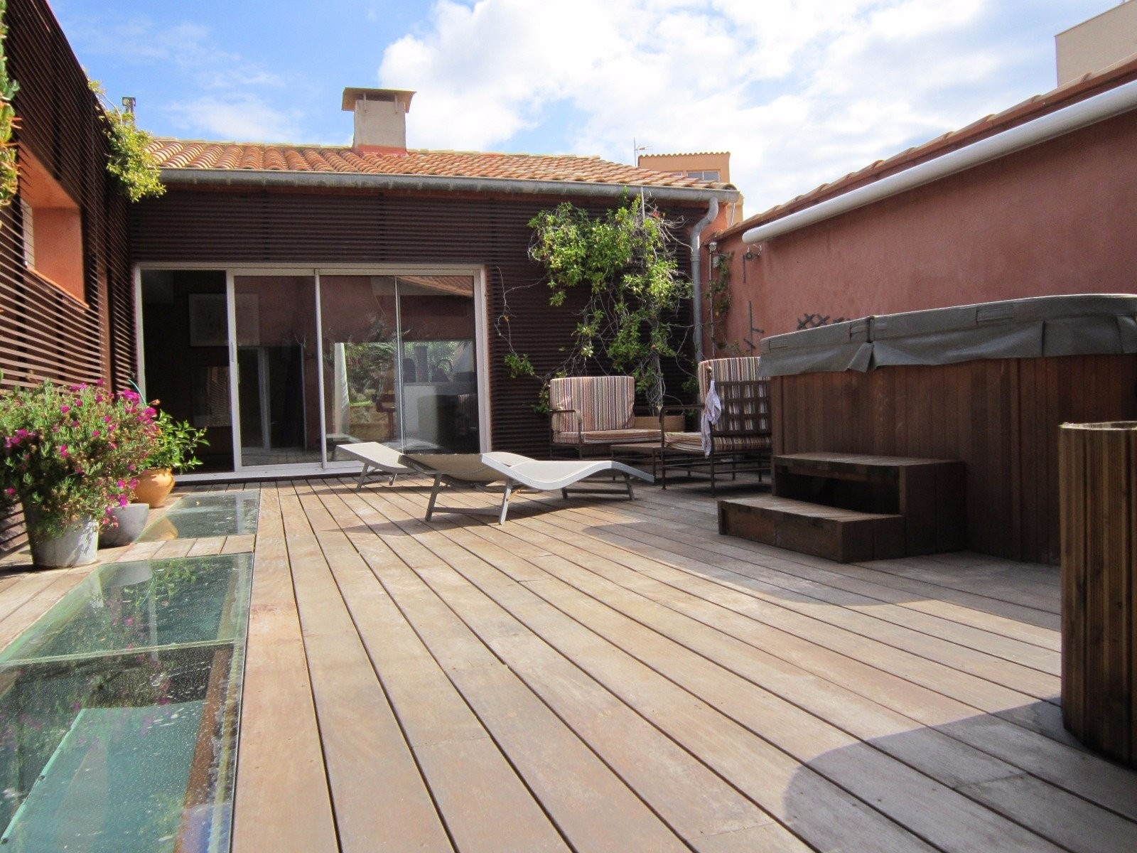 Immobilier port vendres 66 cot immo for Appartement atypique 66